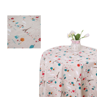 1 x 1.55m DIY Cotton Linen Printed Quilting Sewing Craft ClothTable Cloth Curtain Coaster Shooting Background Cloth Style 2 Price Philippines