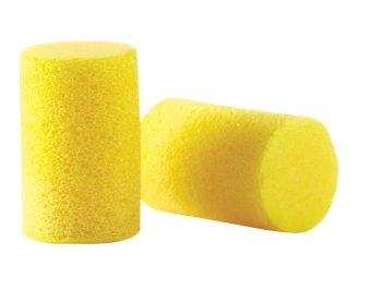 10 PRS EAR plug Classic Foam Uncorded Soft Earplugs NRR31