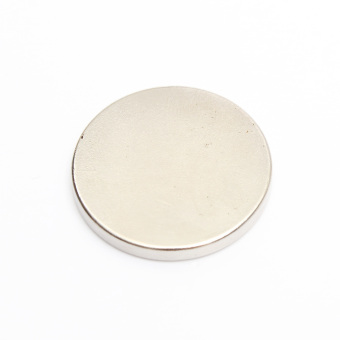 10 x Strong Disc Disk Round Rare Earth NdFeB Disc N35 Grade 25mm x 3mm Magnets