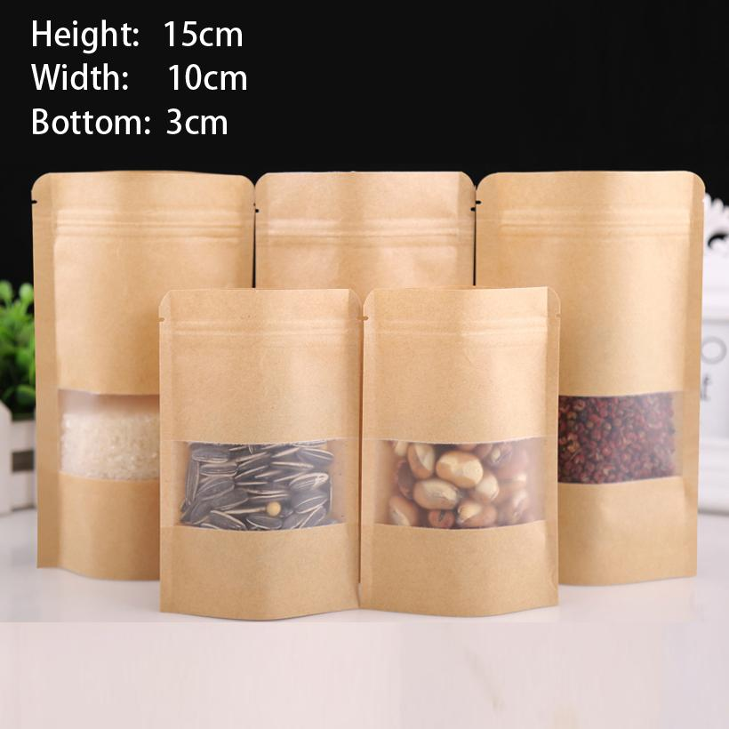 ... 100 pcs 10x15+3cm Stand Up Bulk Food Storage Ziplock Bag Food Moisture-proof ... & Philippines | 100 pcs 10x15+3cm Stand Up Bulk Food Storage Ziplock ...