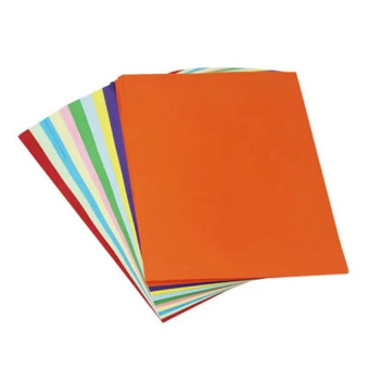100 Sheets 10 Mixing Color A4 Colored Origami Paper - intl - 4