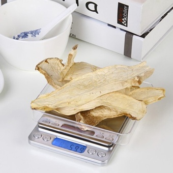 1000g x 0.1g Digital Electronic Scales Portable Jewelry &Kitchen Precision Balance Weight Weighing Scale - intl - 2
