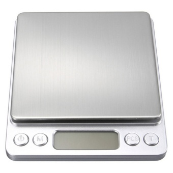 1000g x 0.1g Digital Electronic Scales Portable Jewelry &Kitchen Precision Balance Weight Weighing Scale - intl - 5