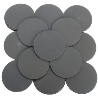 100pcs 3inch(75mm) 3000Grit Sander Disc Sanding Polishing Pad Sandpaper - intl - 2