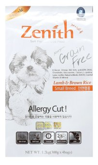 1031 - Zenith Premium Soft Dog Food for Small Breed