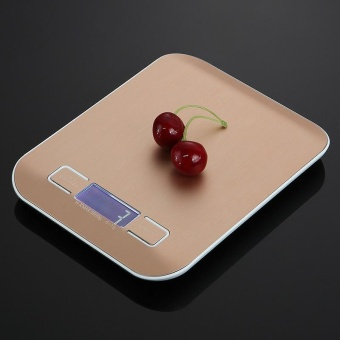 10kg/1g Digital LCD Electronic Kitchen Scale Food Weighing PostalScales - intl