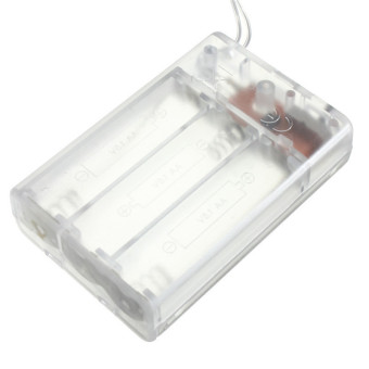 10M Battery Powered Operated LED Fairy String Light Lamp Christmas Halloween White - picture 2