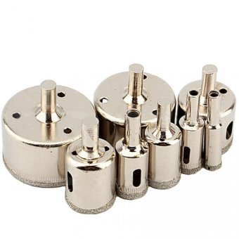 10mm-50mm Diamond Coated marble Ceramic Tile Hole Saw Drill Bits