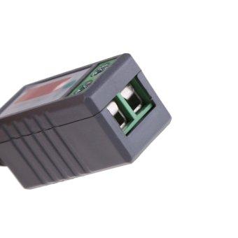 10x CCTV Camera Passive Video Balun Transceiver BNC ConnectorCoaxial Cable - 4