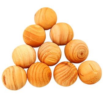 10x Cedar Wood Cedarwood Chips Bug Repellent Moth Balls ProtectionCamphor New - intl - 4