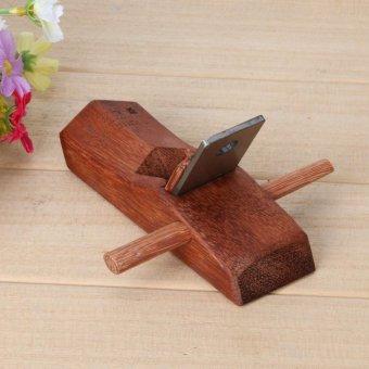 127mm Mahogany Hand Planer Woodworking Planing Tool - intl - 4