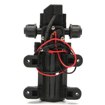 130PSI 6L/Min Water High Pressure Diaphragm Self Priming Pump DC12V 70W FL-3308 - intl - 2