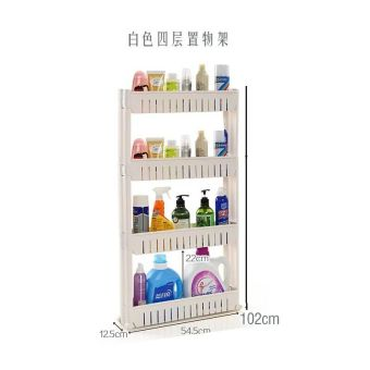 13cm refrigerator organizing rack bathroom shelving shelf storage rack
