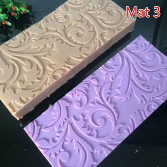 1400ml silicone Large Rectangular handmade soap easily removable Mold