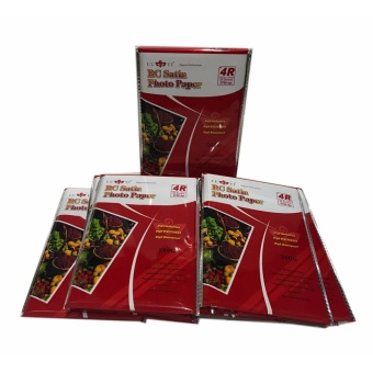15 Packs of Cuyi RC Satin Photo Paper 4R 260G