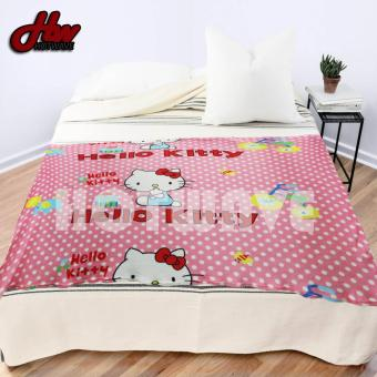 150x200 Soft & Comfortable Blanket(Hello-kitty) Price Philippines