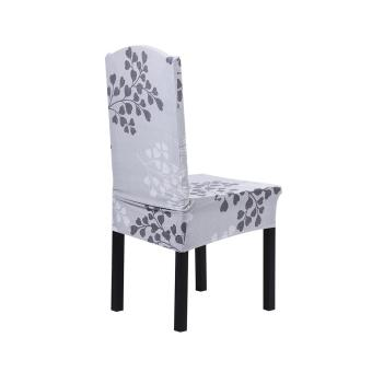 1Pc Removable Stretch Dinner Chair Covers #4 - intl - 2