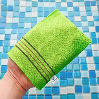 1pc SongWol towel (50) / Warm Soft Bath Care Pool Gym Spa SheetHotel Lukewarm - intl Price Philippines