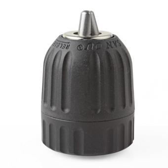 1pcs Keyless Drill Chuck Air/Electric/Cordless 1/32 - 3/8 in 24 UNF0.8 - 10 mm Quick - intl - 5