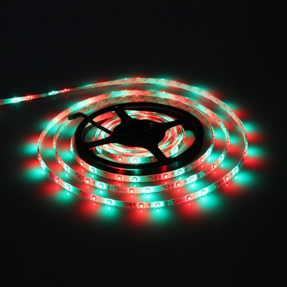 Philippines 2 reels 12v 328ft flexible rgb led strip light kit 2 reels 12v 328ft flexible rgb led strip light kit multi colored aloadofball Gallery