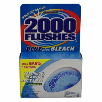 2000 Flushes Toilet Bowl Cleaner