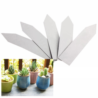 200PCS Thick Plant Pot Markers Flowers Stake Tags Labels GardeningTool (Intl) - 2