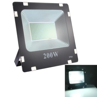 200W 300 LEDs SMD 5730 16000 LM IP66 Waterproof LED Flood Light, AC 85-265V (White Light) - intl