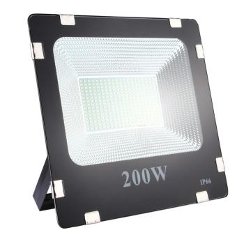 200W 300 LEDs SMD 5730 16000 LM IP66 Waterproof LED Flood Light, AC 85-265V (White Light) - intl - 2