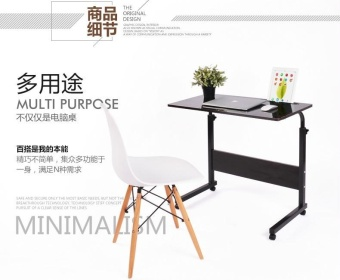 2017 The New Type of Home Multi-function Computer Table(80 X 40 CM)- intl - 4