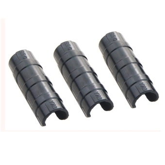 20PCS Greenhouse Frame Pipe Tube Film Clip Clamp Connector 19mm -intl - 2