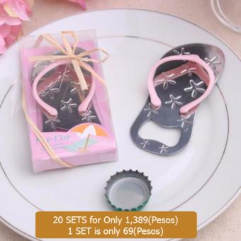 20pcs Mini Pink Slipper Bottle Opener Wedding Favors And GiftsWedding Souvenirs Wedding Supplies Price Philippines