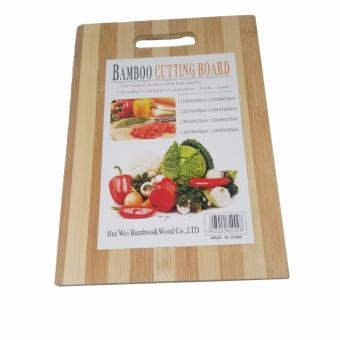 20x30 Wooden chopping Board Stipes Design