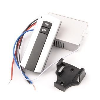 220V 1 Way ON/OFF Wireless Digital Remote Control Switch for Lamp & Light YB004-SZ+ - picture 3