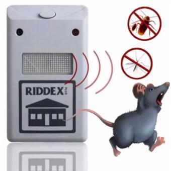 220V Electronic Riddex Plus Pest Rodent JMHG Control AppliedRepeller EU plu