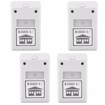 220V Electronic Riddex Plus Pest Rodent JMHG Control AppliedRepeller EU plug Set of 4 Price Philippines