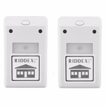 220V Electronic Riddex Plus Pest Rodent JMHG Control AppliedRepeller EU plug Setof2 Price Philippines