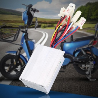 24V 250W Motor Brushed Controller Box for Electric Bicycle ScooterE-bike - intl