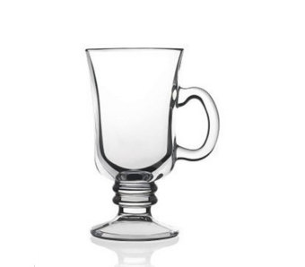 250ml European Cup glass coffee cup
