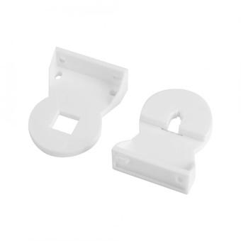25mm Roller Blind Shade Clutch Bracket Side Pulley Chain RepairFitting Kit Window Treatments - intl - 4