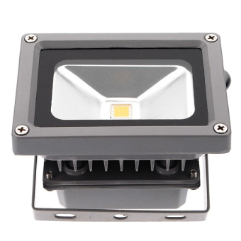 2Pcs 10W LED SMD 1000LM Warm White Flood Wash Outdoor Wall SpotLight Lamp Bulb DC 12V - Intl