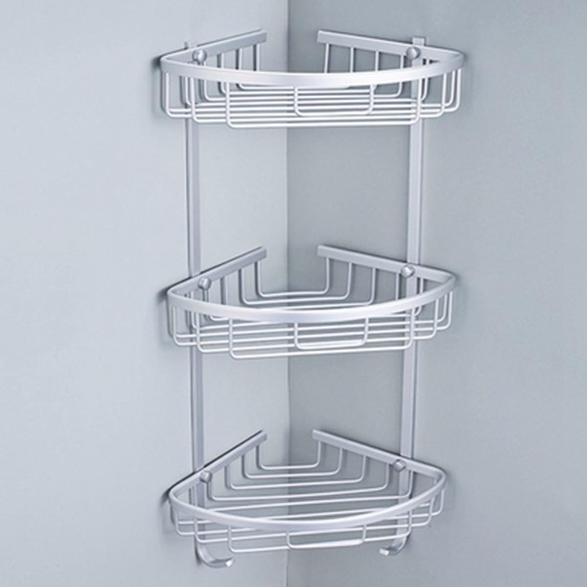 Philippines | 2Pcs Aluminium Hanging Bathroom Shower Accessories ...