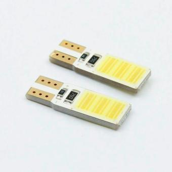 2pcs W5W T10 Led COB Car Bulb Lamp Interior Light Parking Light External Lights - intl
