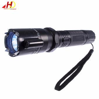 3 in 1 Self Defense Stun Gun with Multifunction dimming light flashlight 288