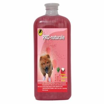 3 in 1 Shampoo, Conditioner and Cologne 1000mL (Raspberry)