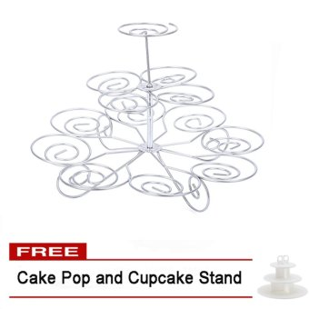 3-Layer Cupcake Stand Free Cake Pop and Cupcake Stand Price Philippines