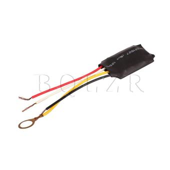 3 Way Touch Control Sensor Switch Black - picture 2