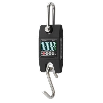300 KG/600 LBS x 100g Digital Hanging Crane Scale SF-912 Industrial Heavy Duty - intl