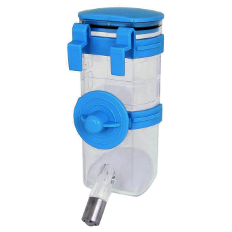 350ML Pet Automatic Drinking Water Fountain Waterer Feeder Bottlefor Small Cat Dog Rabbit Hamster Gerbil