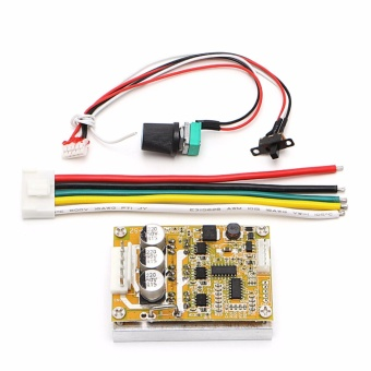 350W 5-36V Brushless Controller BLDC Wide Voltage High PowerThree-phase - intl