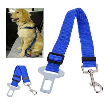 360DSC Pet Dog Belt Car Automotive Seat Safety - Blue Price Philippines